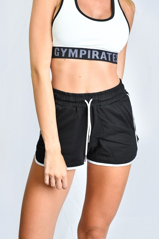 GP Mini Shorts - Black