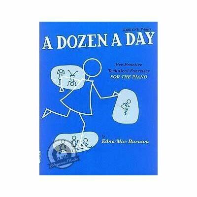 A Dozen A Day Book 1: Primary