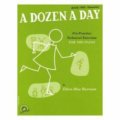 A Dozen A Day Book 2: Elementary