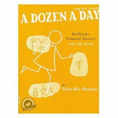 A Dozen A Day Book 5: Intermediate