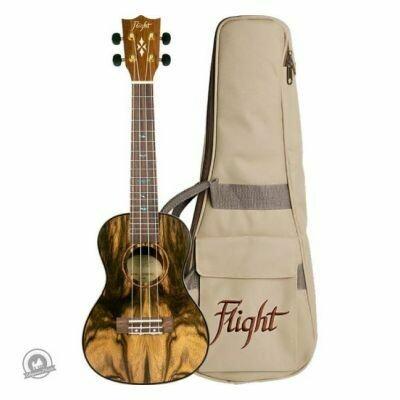Flight: DUC430 Dao Concert Ukulele (With Bag)