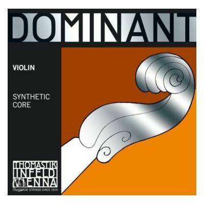 Dominant Violin D. Aluminium 4/4 - Strong