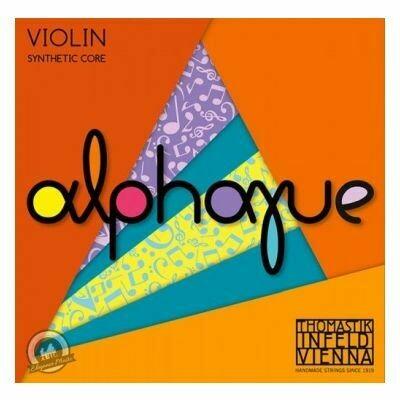 Alphayue Violin String Set - 1/2