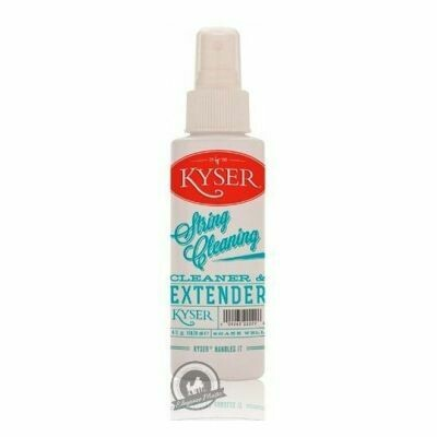 Kyser Care String Cleaner and Lubricant