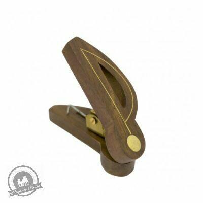Wooden Music Clip - Quaver Single