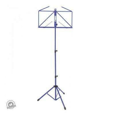 Kinsman Deluxe Music Stand with Bag Purple