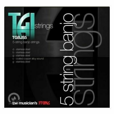 TGI Banjo Strings (5) SET