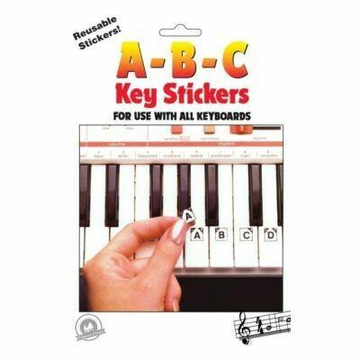 ABC Keyboard Stickers