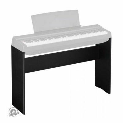 Yamaha L-121 Digital Piano Stand (In Black Finish)