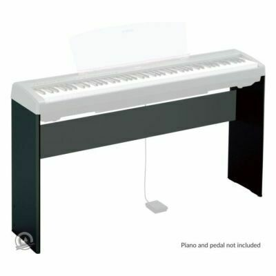 Yamaha L-85A Digital Piano Stand (in Black finish, for P-35, P-45, P-105 & P-115 Digital Pianos)