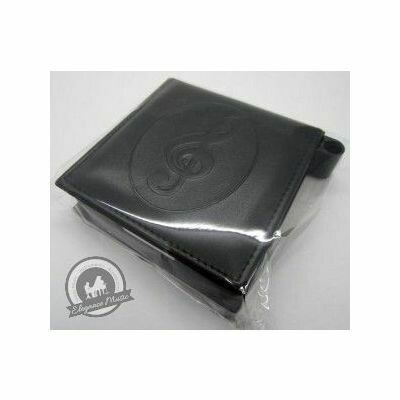 Memo Pad With Pen Holder Treble Clef Design