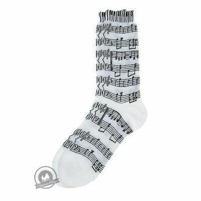 Socks - Sheet Music (White-Black)