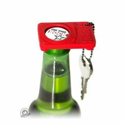 Bottle Opener Keychain Opening Act