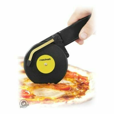 Top Spin - Pizza Cutter (Black)