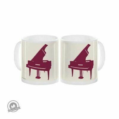 Mug - Piano