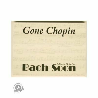 Sticky Pad Gone Chopin