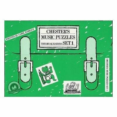 Chester's Music Puzzles - Set 1