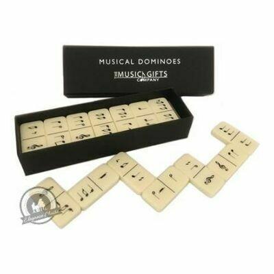 Musical Dominoes Set