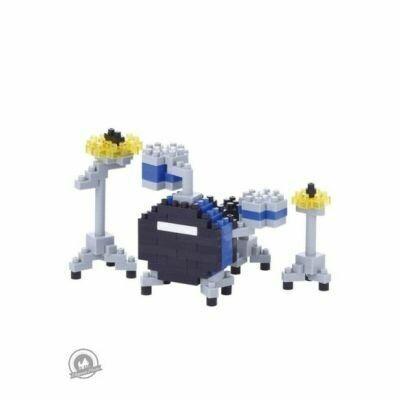 Nanoblock Drum Set
