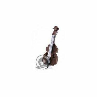 Nanoblock Double Bass