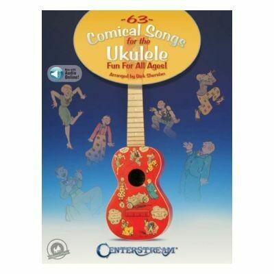 63 Comical Songs for the Ukulele (With Online Audio)