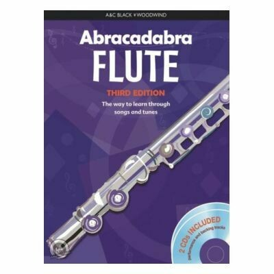 Abracadabra Flute (pupils book) (with 2CD)