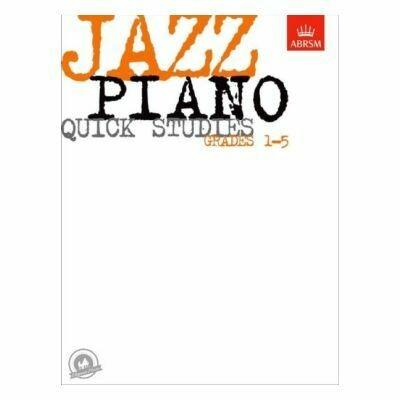 ABRSM Jazz Piano Quick Studies, Grades 1-5
