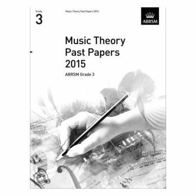 ABRSM Music Theory Past Papers 2015: Grade 3