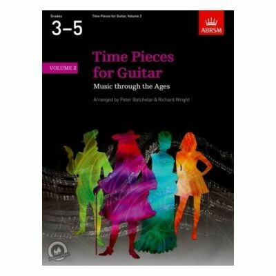 Time Pieces for Guitar, Volume 2