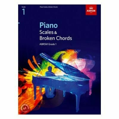 ABRSM Piano Scales & Broken Chords, Grade 1