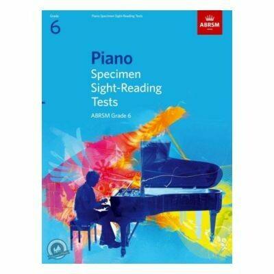 ABRSM Piano Specimen Sight-Reading Tests, Grade 6