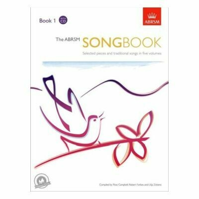 The ABRSM Songbook Book 1
