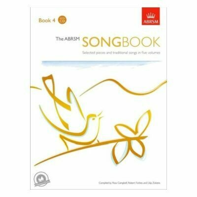 The ABRSM Songbook Book 4