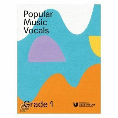 LCM Popular Music Vocals - Grade 1