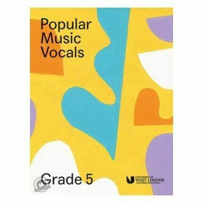 LCM Popular Music Vocals - Grade 5