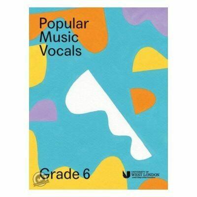 LCM Popular Music Vocals - Grade 6