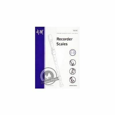 LCM Recorder Scales & Arpeggios