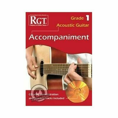 RGT Acoustic Guitar Grade 1 Accompaniment