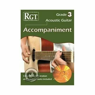 RGT Acoustic Guitar Grade 3 Accompaniment