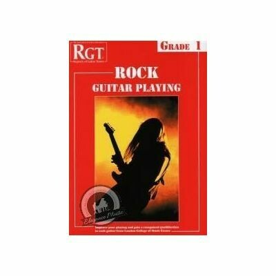 RGT Rock Guitar Playing Grade 1 2012