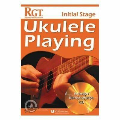 RGT Ukulele Playing Initial Stage
