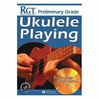 RGT Ukulele Playing Prelimary Stage