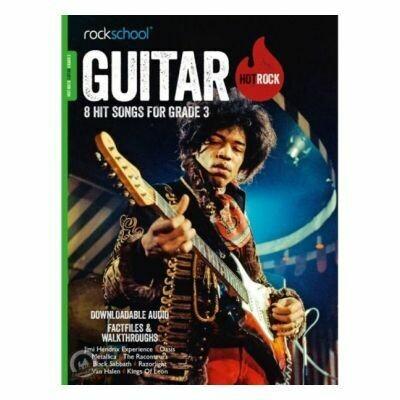 Rockschool Hot Rock Guitar - Grade 3