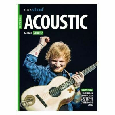 Rockschool Acoustic Guitar - Grade 2 (2016)
