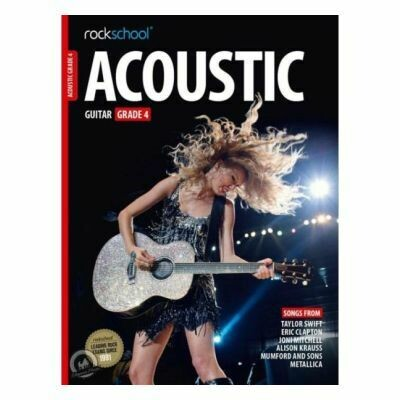 Rockschool Acoustic Guitar - Grade 4 (2016)