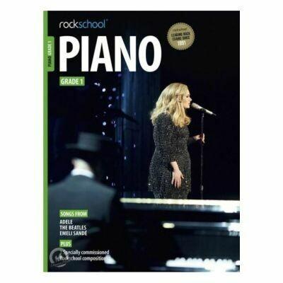 Rockschool Piano - Grade 1 2015-2019