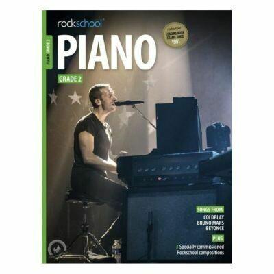 Rockschool Piano - Grade 2 2015-2019