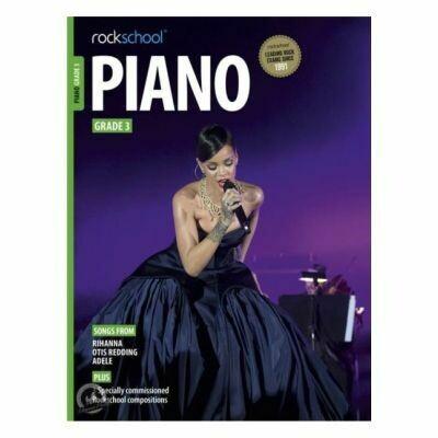 Rockschool Piano - Grade 3 2015-2019