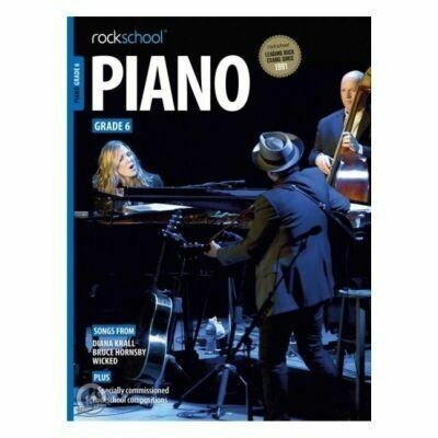 Rockschool Piano - Grade 6 2015-2019