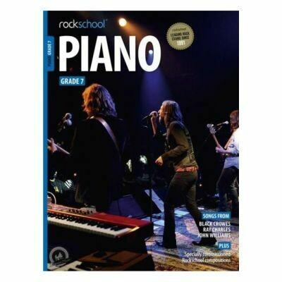 Rockschool Piano - Grade 7 2015-2019